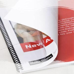 брошюровка каталогов продукции