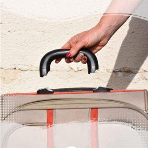 ремонт ручек чемодана